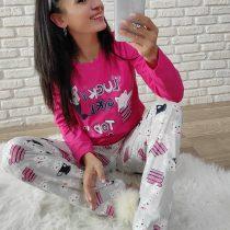 Lucky Pijama Takımı (Pembe)