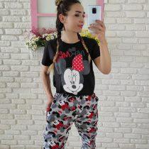 Mickey Mouse Baskılı Eşofman Takımı